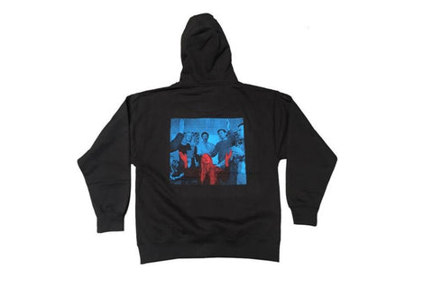 Cult Exorcism zip up hooded sweat