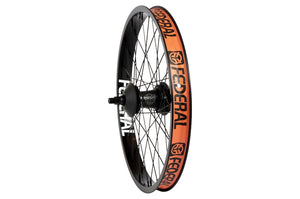 Federal LHD V4 freecoaster wheel Stance XL rim with guards and butted spokes