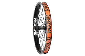 Federal Stance front wheel with guards and butted spokes
