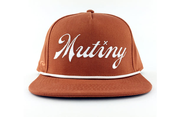 Mutiny Second string cap