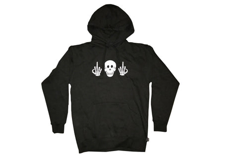 Cult Politics hooded sweat