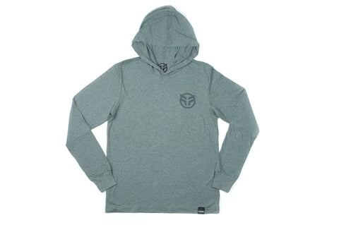 Federal Logo hooded t-shirt