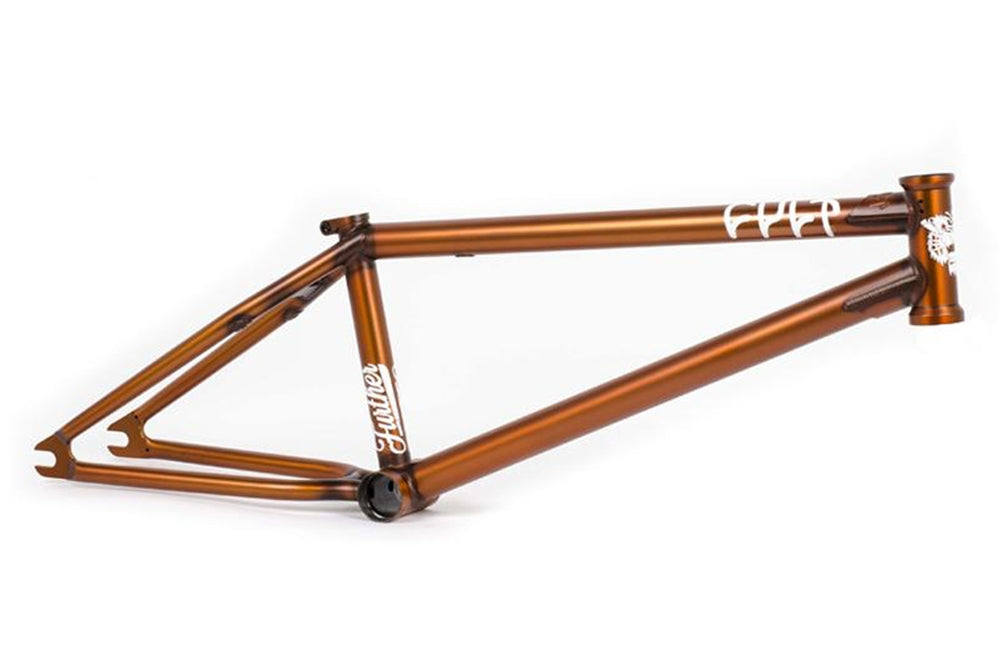 Cult Shorty Ricany frame Trans orange