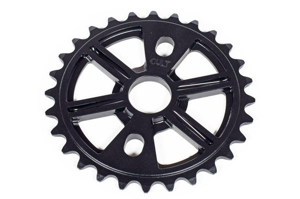 Cult Dak V2 sprocket Black