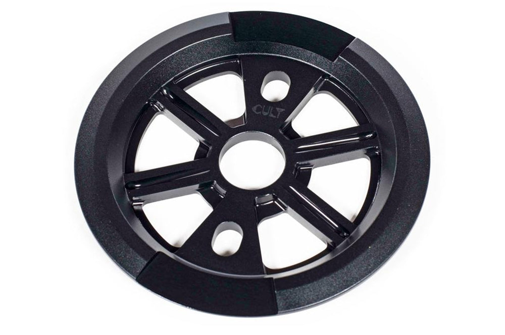 Cult Dak guard sprocket Black