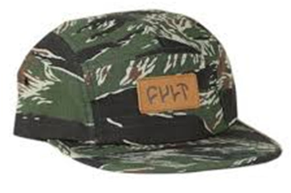 Cult 5 panel camper hat