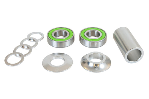 Federal Mid Bottom bracket Polished Silver