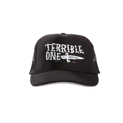 T1 Knife Mesh Trucker Hat