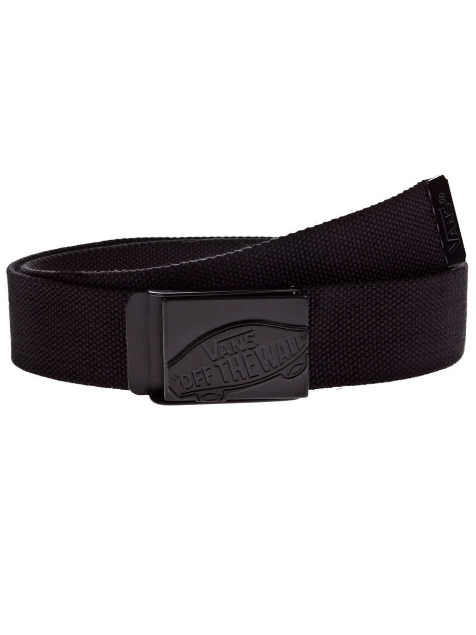 Vans canvas conductor web belt
