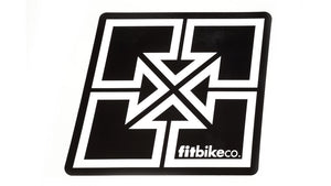 FIT Big Key Sticker