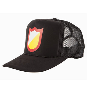 S&M meshield mesh trucker hat