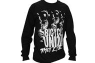 Bicycle Union They Live long sleeve t