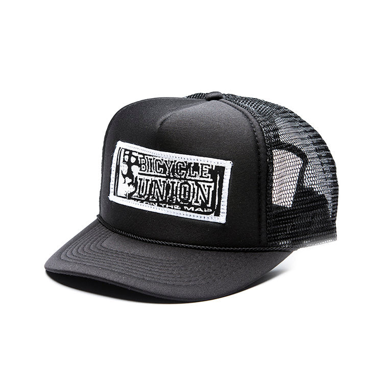 Bicycle Union trucker hat
