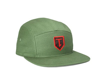 T1 PATCH FIVE PANEL HAT