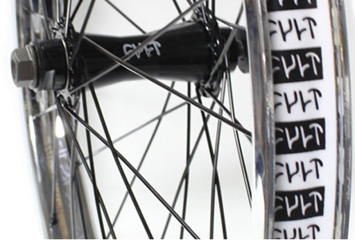 Cult Match front wheel