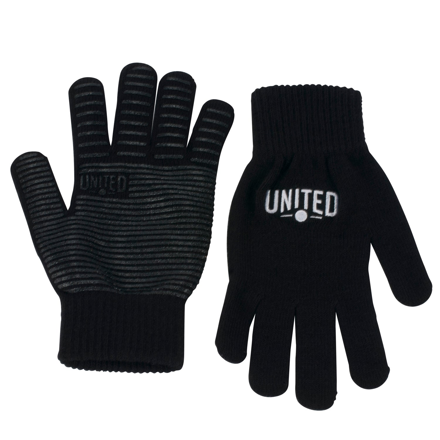 United Signature Knitted grip Glove