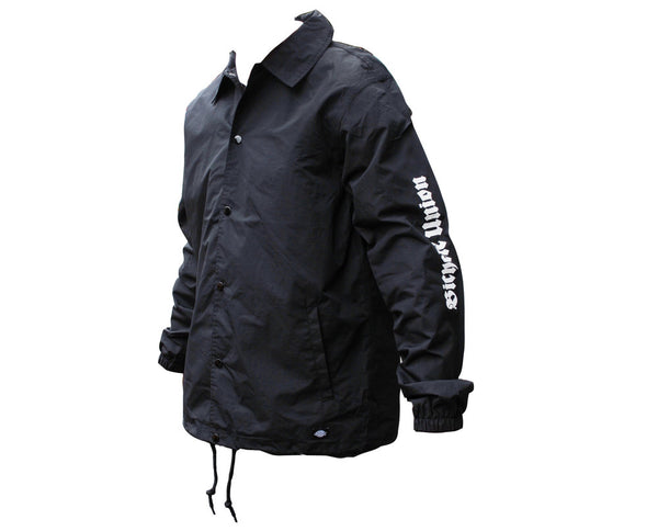 Bicycle Union Built for speed Coach jacket