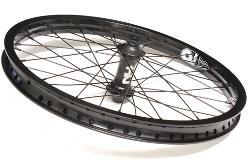 Primo N4 flangeless front wheel
