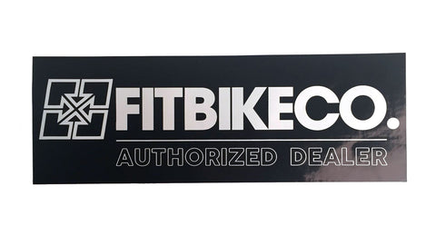 FIT Authorized Dealer Sticker