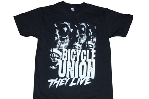 Bicycle Union They Live t