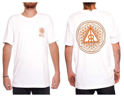 Relic Creation T-Shirt White