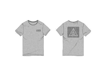 Relic Static T-Shirt Grey