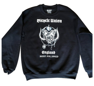 Bicycle Union Speed crew sweat