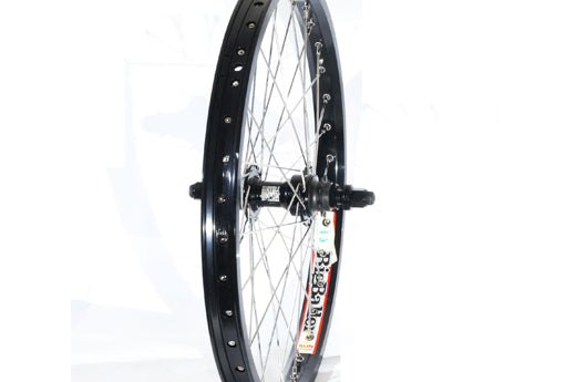 Bicycle Union LRD cassette on Sun Big baller rim