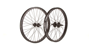 "FIT OEM RHD WHEELSET 20"" BLACK"