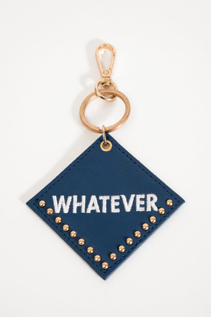 Whatever Slogan Charm - nobby
