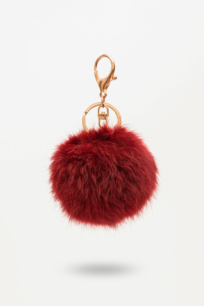 Ruby Red Fur Ball - nobby