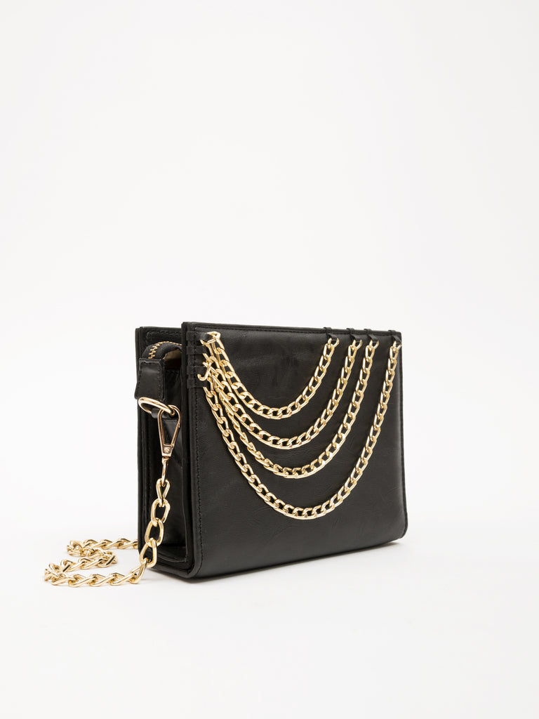 Small Bag With Golden Chain Details (Base+Skin) - nobby