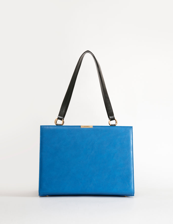 Large Blue Solid Bag (Base+Skin) - nobby