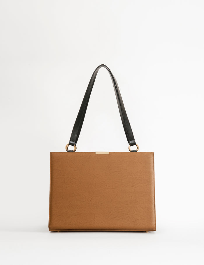 Large Tan Solid Bag (Base+Skin) - nobby
