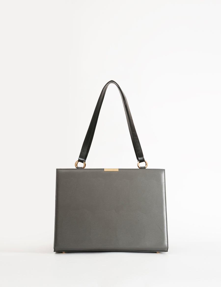 Large Grey Solid Bag (Base+Skin) - nobby