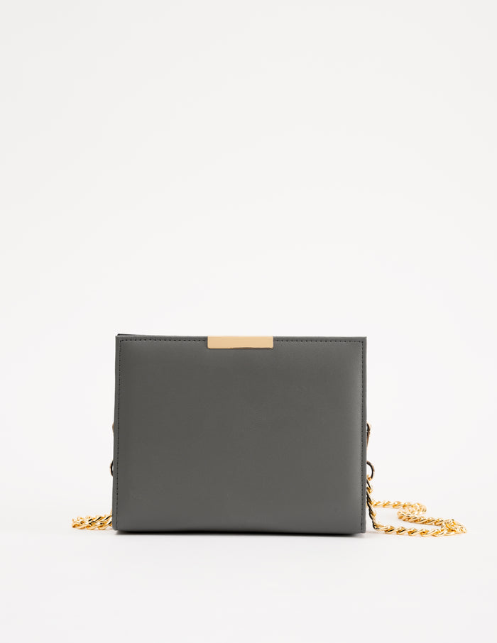 Small Grey Solid Bag (Base+Skin) - nobby