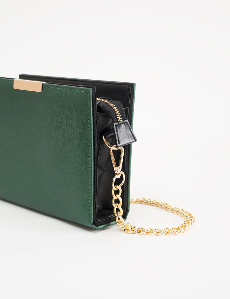 Small Green Solid Bag (Base+Skin) - nobby