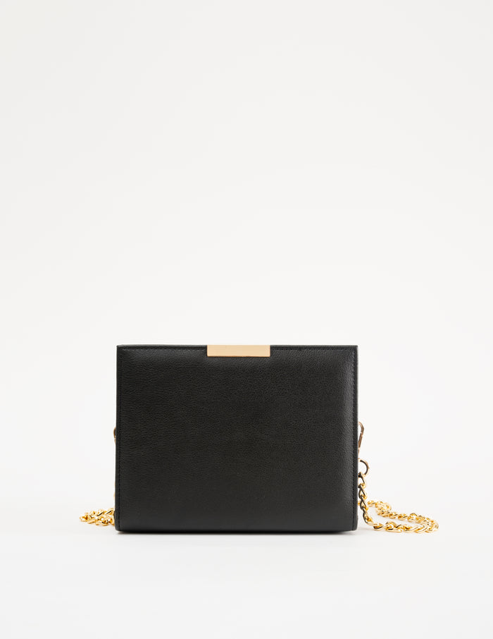 Small Black Solid Bag (Base+Skin) - nobby