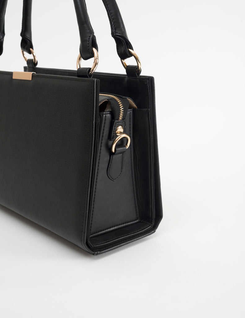 Medium Black Solid Bag (Base+Skin) - nobby