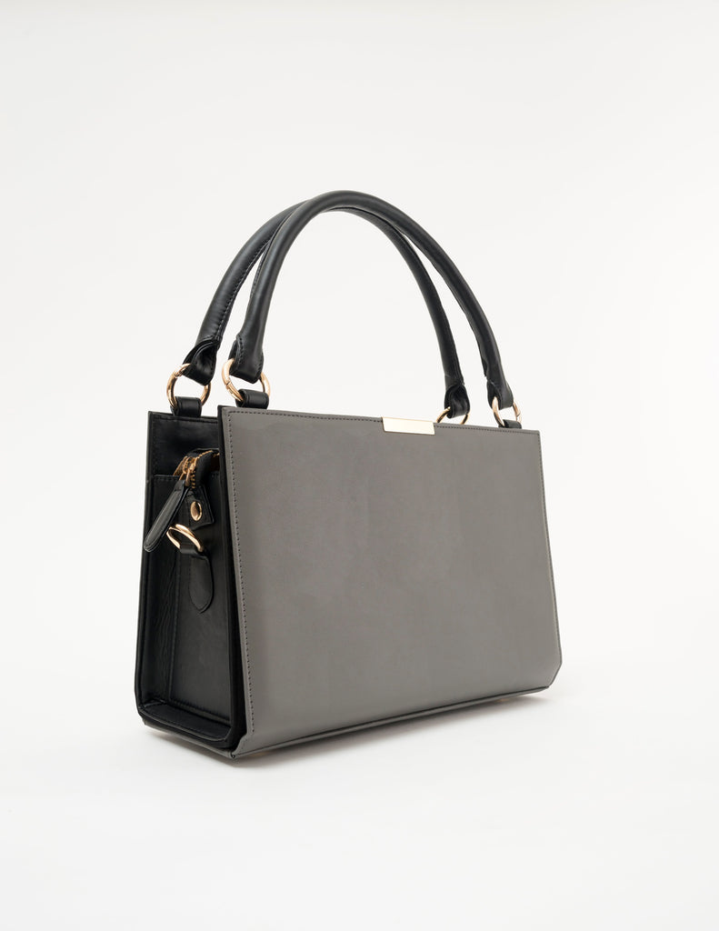 Medium Grey Solid Bag (Base+Skin) - nobby