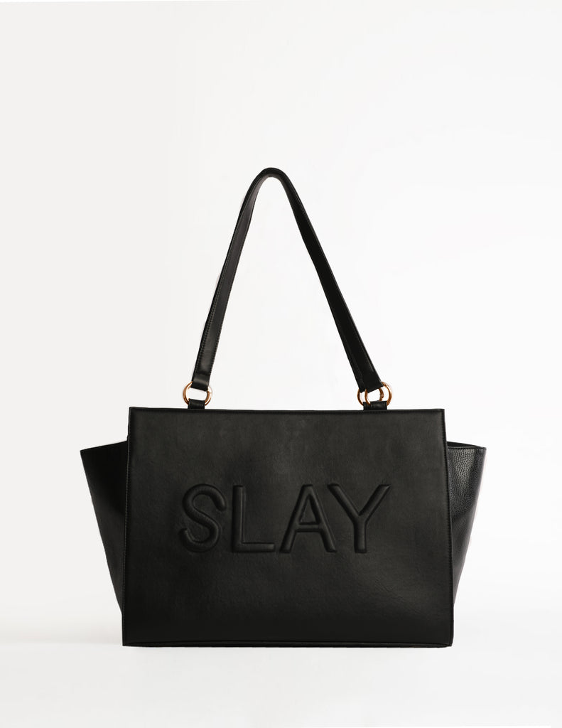 Large Skin With Slogan Patchwork - Slay (Skin Only) - nobby