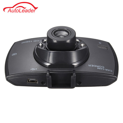 2.4 Inch 720P Car DVR Camera Dash Cam Auto Video Recorder 100-170 Degree G-Sensor Night Vision