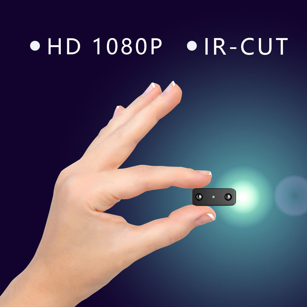 2017 Newest IR-CUT Camera Smallest 1080P Full HD Camera Mini Camcorder Micro Infrared Night Vision Cam Motion Detection DV Spied