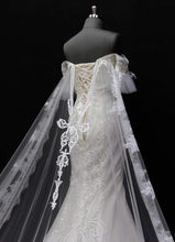 """Exquisite"" Couture By Tess Bridal Lace Mermaid Wedding Dress"