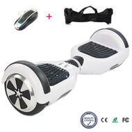 COOL&FUN Hoverboard, gyropode 6,5 pouces Blanc