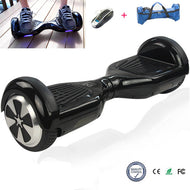 COOL&FUN Hoverboard, gyropode 6,5 pouces Noir