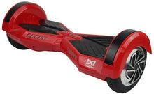 COOL&FUN Hoverboard Batterie Samsung- Bluetooth gyropode 8 pouces Rouge Noir