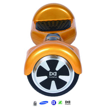 COOL&FUN Hoverboard Batterie Samsung- gyropode 6-5 pouces Doré