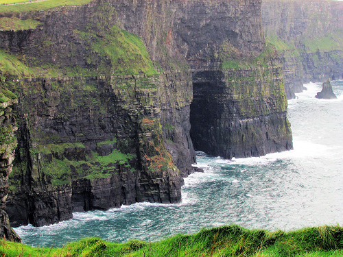 Irish Adventure! Galway, The Burren, Bunratty Castle and Cliffs of Moher