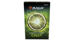 Magic the Gathering: Commander Collection Green